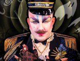 Dandy Darkly's All Aboard at Orlando Fringe