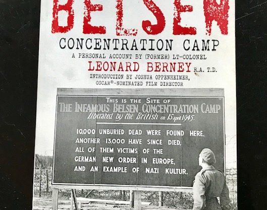 Liberating Belsen book review