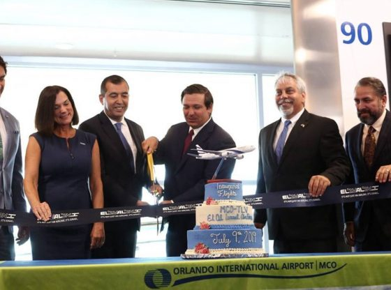 Orlando Flights to Tel Aviv