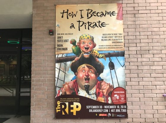 How I Became A Pirate review