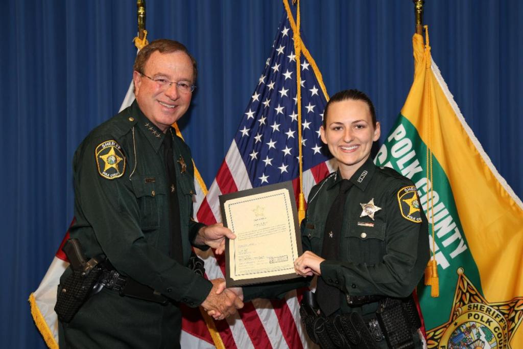 Deputy Sheriff Brittany Black