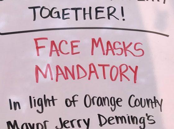 Florida mask mandate