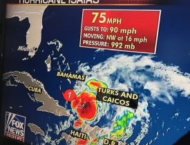 Hurricane Isaias and Florida