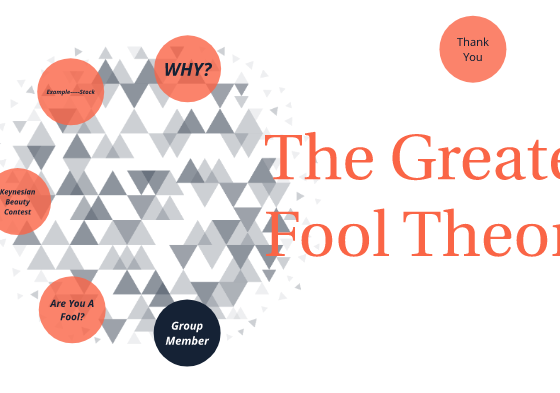 Introducing the Greater Fool column