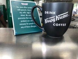 Greater Fool on Krispy Kreme donuts