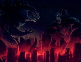 Greater Fool on Godzilla vs. Kong