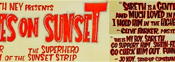 Stories on Sunset Fringe Review