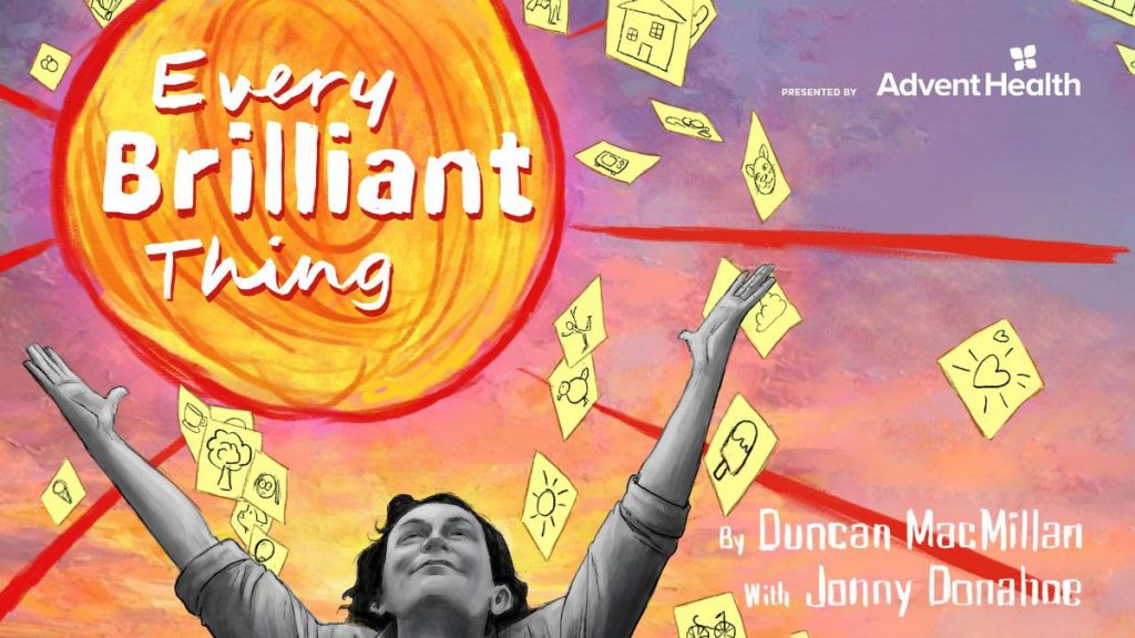 Every Brilliant Thing review